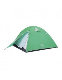 BESTWAY Tente Glacier Ridge avec abside latérale de 70cm ? 2 places