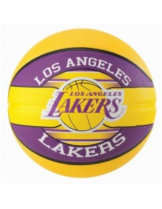 SPALDING Ballon de basket NBA L.A Lakers