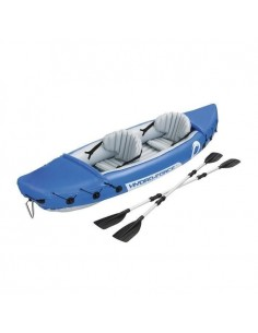 BESTWAY Kayak Gonflable LiteRapid 2 places  rames