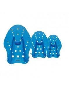 SEAC Hand Paddle  Entrainement piscine et mer  Bleu  M