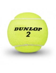 DUNLOP  Balles de Tennis Australian Open  Bipack 2 tubes 4 balles